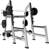 Life fitness signature jaula sentadillas - foto