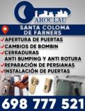 Cerrajero Santa Coloma Economico y Rapid - foto