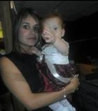 niñera cuidadora, canguro, babysistter - foto