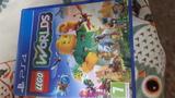 Juego ps4 de lego worlds - foto