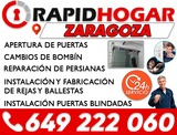 Cerrajeros RapidHogar 24 Horas Zaragoza - foto