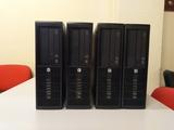 Cuatro Ordenadores HP Intel Core i3 - foto