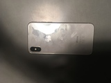 Apple iPhone X 256 GB gris espacial - foto