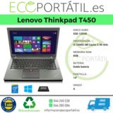 Lenovo Thinkpad T450 impecable estado - foto