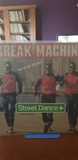 Disco vinilo break machine street dance - foto