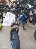 Bicicleta plegable, - foto