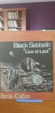 Disco vinilo black sabbath live at last - foto