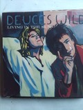 Deuces wild living in the sun lp - foto