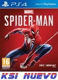 Juego ps4 spiderman - foto