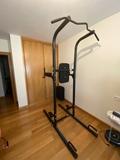 Silla Romana Power Tower ION Fitness - foto
