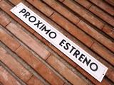 Cartel de cine Próximo Estreno - foto