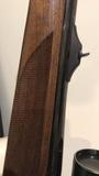 Rifle Sauer Mod 202 cal 375 - foto