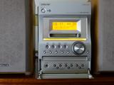 Cadena Sony Minidisc (LP), FM y cassette - foto