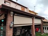Instalación de canalones pluviales - foto