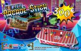 mando arcade 2 jugadores - foto