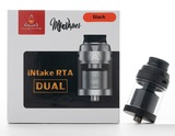 Augvape Intake Dual RTA. Original. Negro - foto