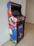los arcades maquinitas con  videojuegos - foto