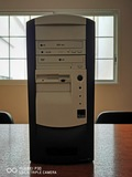 PC+Monitor LG 775FT17\\ - foto