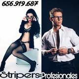 Stripers 2x1 Chica y Chico OFERTA SHOW - foto