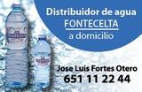Agua a domicilio en Gondomar - foto