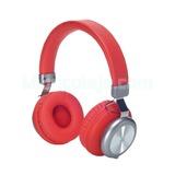 Auricular diadema rojo serie enjoy volte - foto