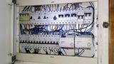 Electricista sin luz - foto