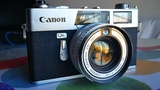 Canonet QL19 - foto
