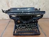 Máquina de escribir Underwood - foto