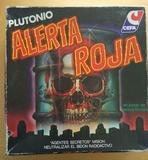 Juego Alerta Roja Plutonio CEFA años 80 - foto