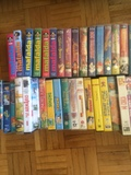 Vendo 30 películas vhs Disney - foto