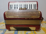 Acordeon Hohner concerto II. 72 bajos - foto