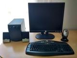Monitor Pc, teclado y altavoces - foto
