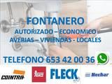Fontanero malaga 653420036 - foto