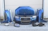 Audi a3 paragolpes.capo.frente.faros - foto