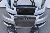 Audi a4 b8 paragolpes.capo.frente.faros - foto