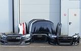 Audi a6 c7 paragolpes.capo.faros.frente - foto