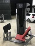 Prensa de placas life fitness - foto