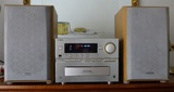 Mini cadena Yamaha CRX-M5 (radio RDS) - foto