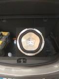 Altavoz de coche de maletero de 1200W - foto