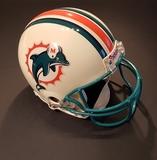 CASCO NFL MIAMI DOLPHINS VSR4 2001 - foto