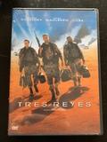 Tres Reyes en DVD sin abrir - foto