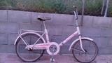 Se vende bici antigua de paseo - foto