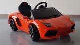 coche eléctrico infantil Lamborghini - foto