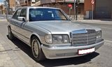 MERCEDES BENZ W126 E500 SE V8 - foto