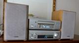 Amplificador denon dra f-101 - foto