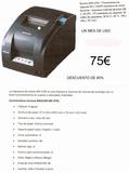 Impresora matricial de tickets - foto