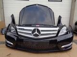 Mercedes w204  paragolpes.capo.frente. - foto