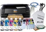 Impresora A3 sublimación XP-900 cartucho - foto