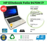 HP Elitebook Folio 9470M i7 - foto