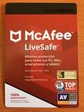McAfee LiveSafe - foto